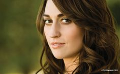 sara bareilles; not only beautiful but TALENTED; seen her in concert & amazing.