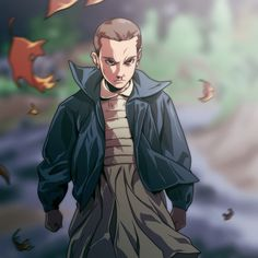 Stranger Things: Eleven - Mike Anderson