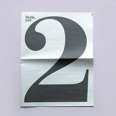 Typeverything.com - Both newspaper.