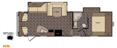 New CrossRoads RV ReZerve RFZ27CK Fifth Wheel for Sale | Review Rate Compare Floorplans - RVingPlanet