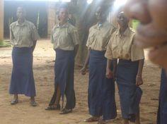 Rover Scouts (WOSM) from Benin Girl Scout Uniform, Cosmopolitan, Girl Scouts, Character Shoes, Dance Shoes, Album, Fashion, Dancing Shoes, Moda