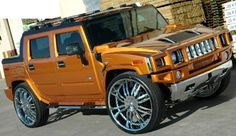 Modified Hummer SUT with Giovanna 30 inch bling wheels on Pirelli Scorpion Zero Tires. Auto Jeep, Jeep Cars, Hummer H2, Hummer Truck, Jacked Up Trucks, Big Trucks, Semi Trucks, My Dream Car, Dream Cars