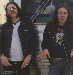 Lemmy & Eddie
