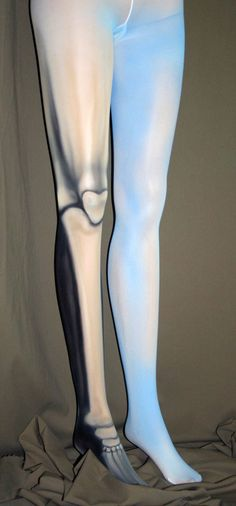 corpse bride tights on etsy