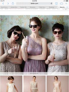 Sunglasses, champagne, and paper straws