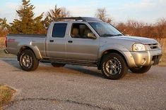 2004 Nissan Frontier XE 🔴NO RESERVE~2004 Nissan Frontier XE Crew 4x4 For Sale~L/Bed~V6~Auto~A+ CarFax🔴
