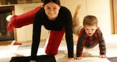Ejercicios para adelgazar brazos y tonificar espalda (VIDEO) | Adelgazar - Bajar de Peso