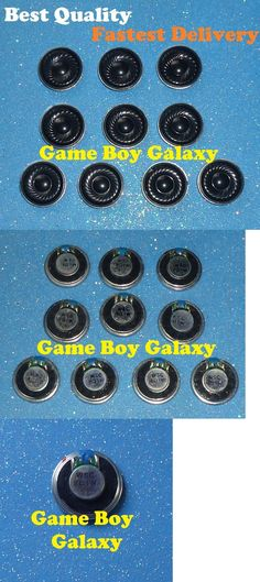 ba627b1f9c26 Replacement Parts and Tools 171833: 10 Speakers Nintendo Game Boy Color Gbc  Gba System Replacement