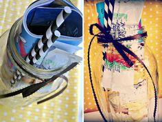 Under $10 Gift Idea: Summer Relaxation in a Mason Jar