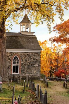 Legends of Sleepy Hollow - New England Living
