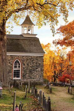 Legends of Sleepy Hollow - New England Living