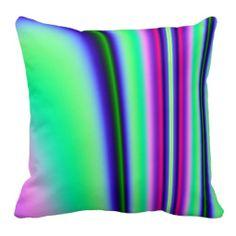Faux Mokume Gane Pattern American MoJo Pillow $66.95