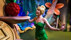 Meet tinker belle | town square theatre | main st | magic kingdom