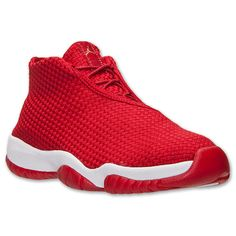 Men\u0027s Air Jordan Future Flight Basketball Shoes | Finish Line | Gym Red/Gym  Red