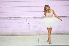lucky magazine contributor,fashion blogger,lovefashionlivelife,joann doan,style blogger,stylist,what i wore,my style,fashion diaries,outfit,crop top,space 46 boutique,tutu,lush boulevard,summer,summer style,pretty in pink