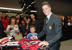 Torres could do great things at AC Milan,says AC Milan CEO Adriano Galliani