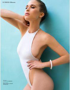 Ellements Magazine Swimwear editorial @ellementsmag