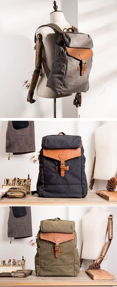 41 Best Small travel backpack images in 2019  4be13d6461b52