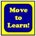 20 different links to learn while getting the kids to move--using kinesthetic learning.
