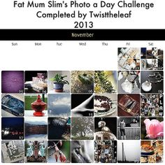 @Fat Mum Slim's Photo a Day Challenge... Complete! #fmsphotoaday