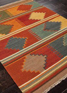 Jaipur Rugs Anatolia Byzantium Rectangular Red Oxide Area Rug