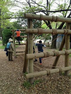 Marketing Japan: The Best Children's Sports Park and Obstacle Course in Tokyo!