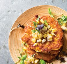 Suzanne Vizethann was practically raised on creamed corn in her childhood home in Buckhead, just five miles from her breakfast and lunch restaurant, Buttermilk Kitchen. The canned variety served as the base for the corn fritters her dad would fry up for family dinners.