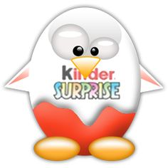 Kinder Surprise Penguin Ornaments, Shopkins, Hama Beads, Linux, German, Pittsburgh, Drawing, Baby, Collection
