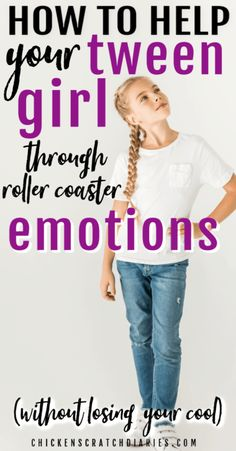 Advice for Managing Girl Drama in the Home (when you'd rather run away Raising girls through the tween/preteen years (and even beyond) can be a perplexing task but here are some tools to help guide your daughter through the Parenting Teenagers, Parenting Books, Gentle Parenting, Parenting Advice, Parenting Quotes, Peaceful Parenting, Parenting Styles, Parenting Classes, Natural Parenting