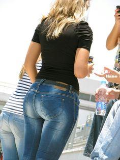 Great Butts in Jeans Great Butts in Jeans,Leggins & Sexy Tight Pants Great Butts in Jeans Related posts:Reduzierte Kaschmir-Schals für Herren - How to wearOUE Skyspace LA Sexy Jeans, Curvy Jeans, Skinny Jeans, Women's Jeans, Denim Look, Hollister Jeans, Girls Jeans, European Fashion, Sexy Women