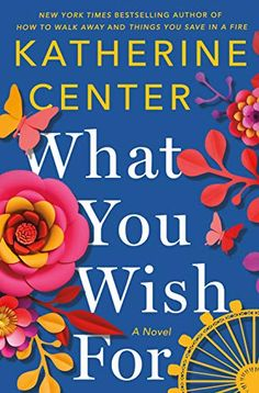 """Read """"What You Wish For A Novel"""" by Katherine Center available from Rakuten Kobo. """"The story's message, that people should choose joy even (and especially) in difficult and painful times, seems tailor-m. New Books, Good Books, Books To Read, Library Books, Best Fiction Books, Unrequited Crush, Best Beach Reads, Beach Reading, Real Simple"""