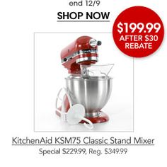 I always wanted a Kitchenid mixer, do everything from mixing cakes to bread dough. Kitchen Aide, Kitchenaid Stand Mixer, Get One, Shop Now, Favorite Things, Bread, Cakes, Reading, Classic