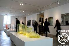 """170 works to appreciate at """"I Santillana"""" exhibition on the island of San Giorgio, #Venice http://en.venezia.net/14/04/2014/venice-exhibition-i-santillana-le-stanze-del-vetro-the-glass-rooms-cini-foundation.html"""