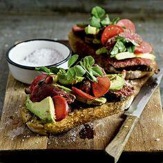 Que tal provar esse sanduíche? (Foto: StockFood/Great Stock!)