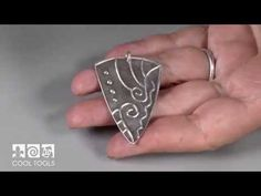 How to use Scratch Foam Board with Precious Metal Clay - YouTube