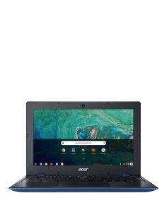 Acer Chromebook 11 Intel Celeron, 4Gb Ram, 32Gb Ssd, 11.6 Inch Hd Laptop - Blue