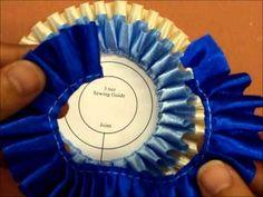 【ハンドメイド】初めてでも簡単かわいい!ロゼット・勲章の材料・道具・作り方まとめ - NAVER まとめ