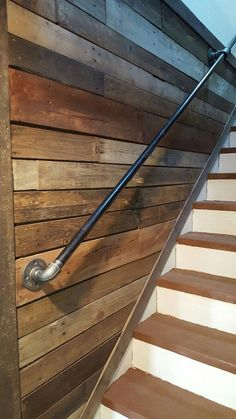 Related posts: 11 Best Modern Basement Stairs Ideas to Complete your House Cheery Basement Remodeling Ideas 25 Cool Basement Ideas You Should Not Miss 27 Perfectly Captivating Basement Design Ideas – Basement Staircase, Basement House, Basement Walls, Basement Ideas, Downstairs Furniture Ideas, Under Basement Stairs, Unfinished Basement Ceiling, Rustic Basement Bar, Redo Stairs