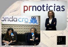 Entrevista en Prnoticias a nuestra #CEO María Fernández acerca de lo que ofrecemos y cuáles son los retos actuales para las #AgenciasDeComunicación.