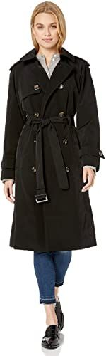 online shopping for London Fog Women's Length Double-Breasted Trench Coat Belt from top store. See new offer for London Fog Women's Length Double-Breasted Trench Coat Belt Hooded Trench Coat, Trench Coat Style, Double Breasted Trench Coat, Plus Size Sweater Dress, Plus Size Sweaters, Coats For Women, Clothes For Women, Winter Outfits Women, Raincoat