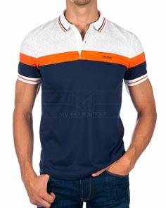 Polo Shirt Outfits, Polo T Shirts, Boys Shirts, Camisa Polo, Hugo Boss Clothing, Burberry Men, Gucci Men, Stylish Mens Outfits, Hugo Boss Man