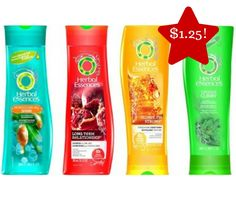 Clairol Herbal Essences Shampoo or Conditioner Only $1.25 - http://www.couponsforyourfamily.com/clairol-herbal-essences-shampoo-or-conditioner-only-1-25/