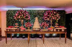 Miniwedding de Amanda e Carlos www.rosilearochadecoracao.com.br Quince Decorations, Birthday Decorations, Wedding Decorations, Garden Wedding, Dream Wedding, Wedding Day, Luxury Wedding Decor, Rustic Wedding, Cake Table