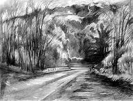 ORIGINAL ART: Landscape Drawings with graphite and eraser by Artist Karen Kucharski create expressive imagery. Graphite Drawings, Pencil Drawings, Art Drawings, Landscape Drawings, Landscapes, Charcoal Art, Sketchbook Inspiration, Image Search, Contemporary Art