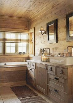 Here are the Rustic Bathroom Design Ideas. This article about Rustic Bathroom Design Ideas was posted under the Bathroom category by our team at March 2019 at pm. Hope you enjoy it and don't forget to share this . Rustic Bathroom Lighting, Rustic Master Bathroom, Rustic Bathroom Designs, Rustic Bathrooms, Bathroom Styling, Rustic Lighting, Lighting Design, Design Bathroom, Stone Bathroom