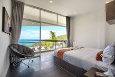 Guestroom and Private Terrace of the Suan Kachamudee Resort, Koh Samui, Thailand