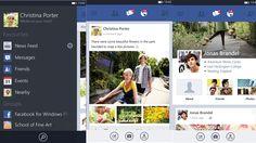 Facebook App for Windows Phone 8 New Update - http://socialbarrel.com/facebook-app-windows-phone-8-new-update/54457/