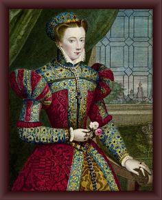 Mary Quen of Scots and Queen Elizabeth...