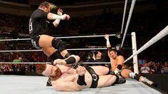 Sheamus def Zack Ryder 4/20/15