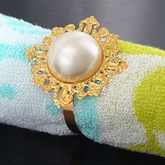 Vintage Style Bling Napkin Rings Serviette Holder Wedding Party Banquet Table Dinner Decor Adornment   http://www.amazon.com/dp/B00NL5QFBE/ref=cm_sw_r_pi_dp_ZcmDwb120EEP3